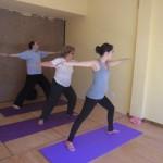 Clases de yoga en Machado Teatro