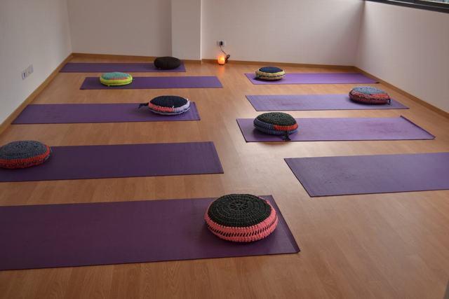 ESPACIO YOGA, Clases de Yoga. Parque Centenario Caballito