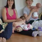 Taller de masaje shantala